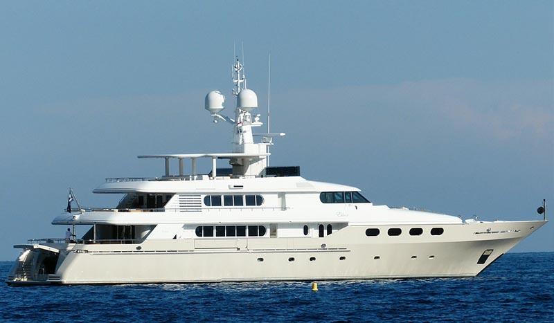 title image: Yacht Versicherungen